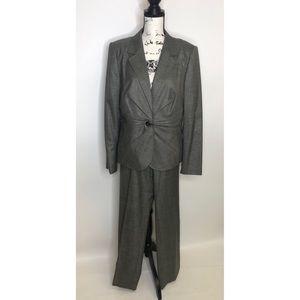 ESCADA Women's Virgin Wool Suit - size EU 44 US 14